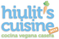 hiulit&#8217;s cuisine - cocina vegana casera