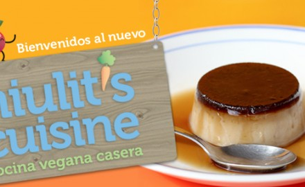 Bienvenidos al nuevo hiulit&#039;s cuisine - cocina vegana casera
