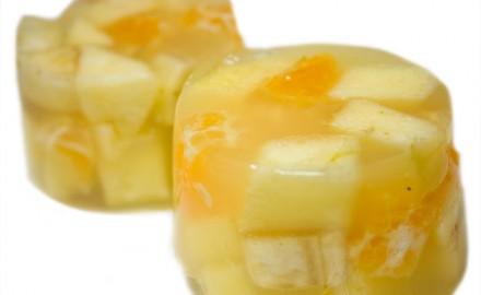 Gelatina de fruites