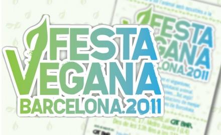 Festa Vegana Barcelona 2011