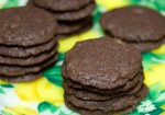Cookies veganes de xocolata