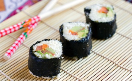 Makis crudivegans