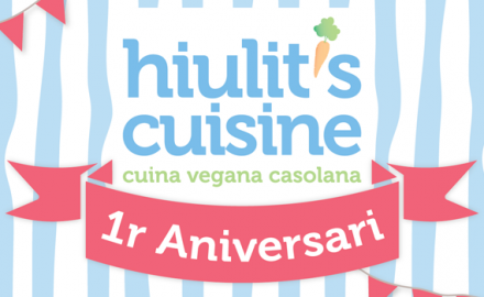 1r aniversari de hiulit&#039;s cuisine