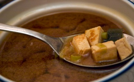 Sopa de miso