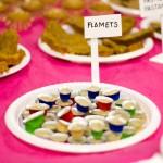 Flamets (mini flams)